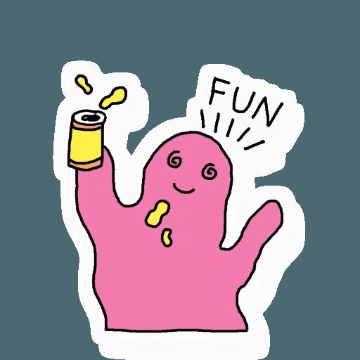 Blooby_1 - Sticker 8
