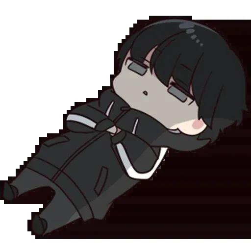 Yurudara-kun 2 - Sticker 1