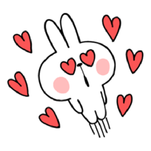 Spoiled Rabbit Heart 1 - Sticker 19