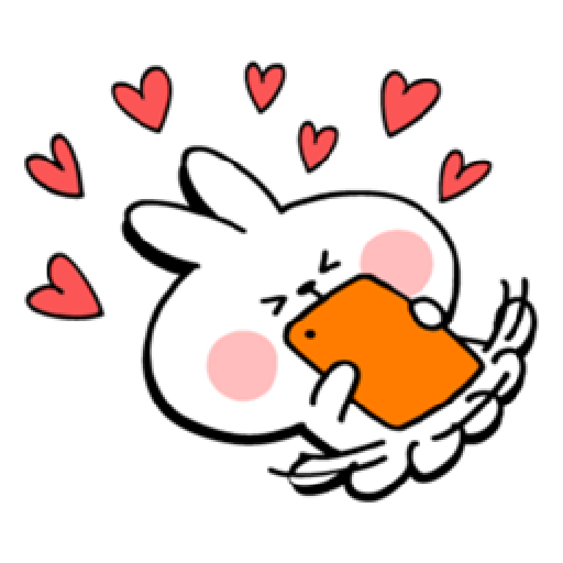 Spoiled Rabbit Heart 1 - Sticker 30