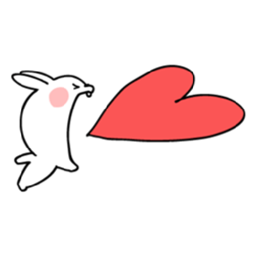 Spoiled Rabbit Heart 1 - Sticker 27