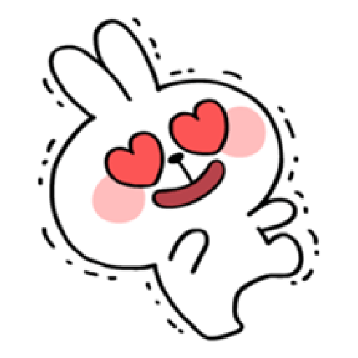 Spoiled Rabbit Heart 1 - Sticker 15