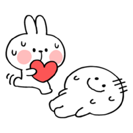 Spoiled Rabbit Heart 1 - Sticker 20