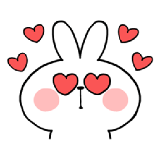 Spoiled Rabbit Heart 1 - Sticker 29