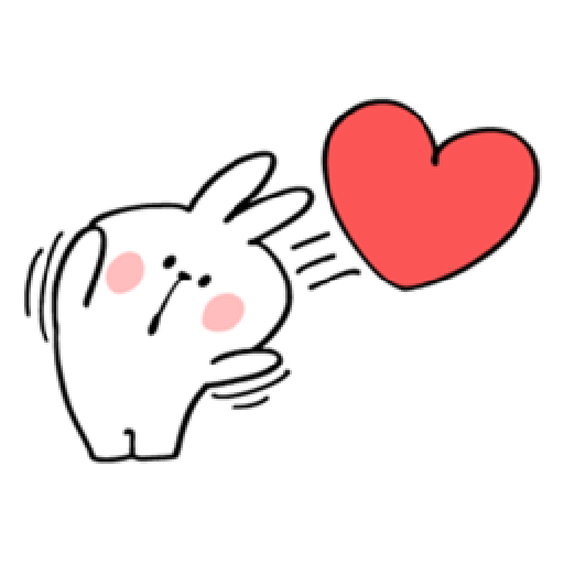 Spoiled Rabbit Heart 1 - Sticker 18