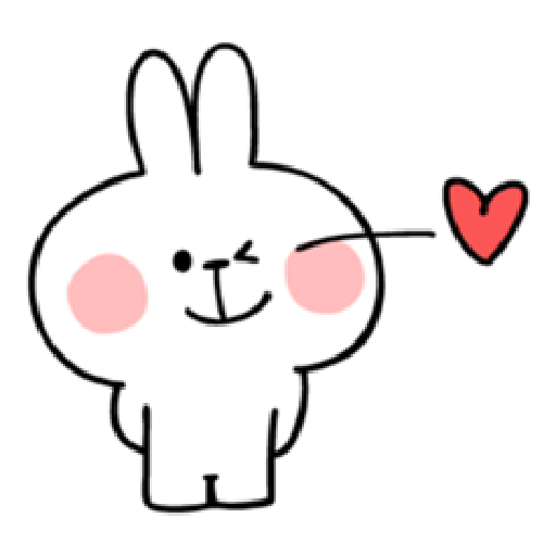 Spoiled Rabbit Heart 1 - Sticker 16