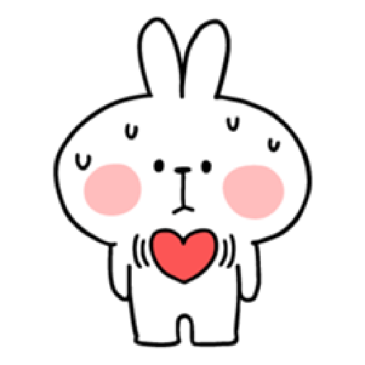 Spoiled Rabbit Heart 1 - Sticker 14