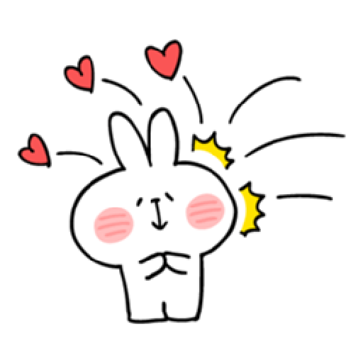 Spoiled Rabbit Heart 1 - Sticker 26