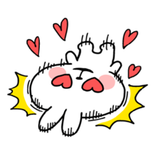 Spoiled Rabbit Heart 1 - Sticker 13