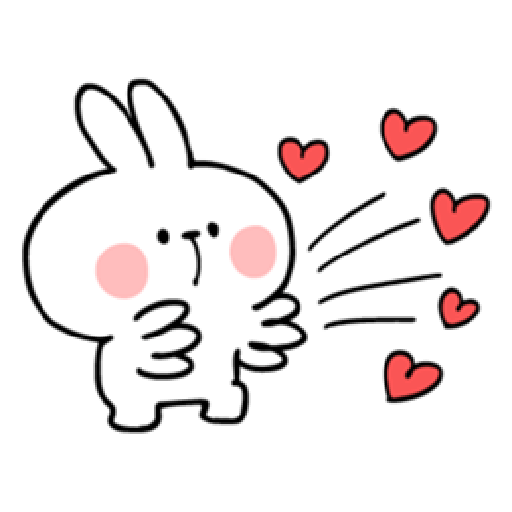 Spoiled Rabbit Heart 1 - Sticker 28