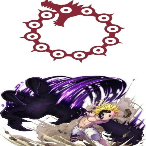 los 7 pecados capitales - Sticker 12