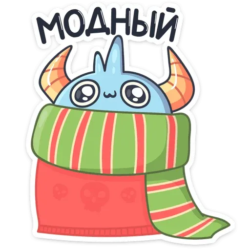 Monstrik - Sticker 13