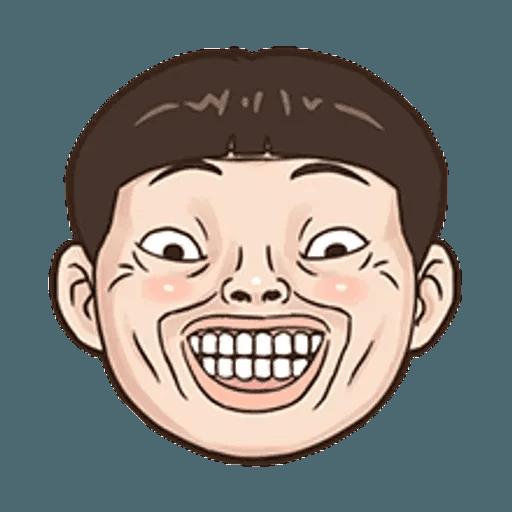 BH-小朋友01 - Tray Sticker