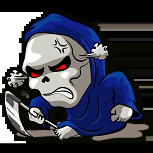 Diablo - Sticker 6