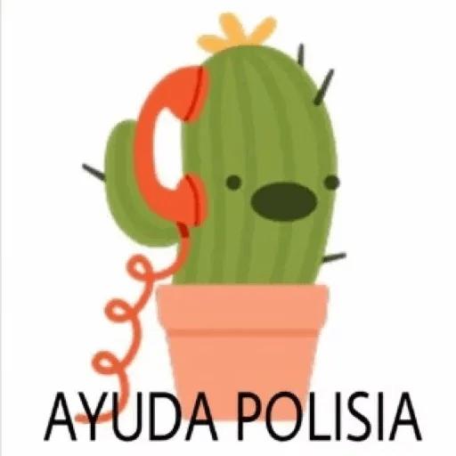 Aló polisia - Sticker 3