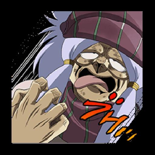 JoJo第3部 Vol.2 戰鬥篇 - Sticker 1
