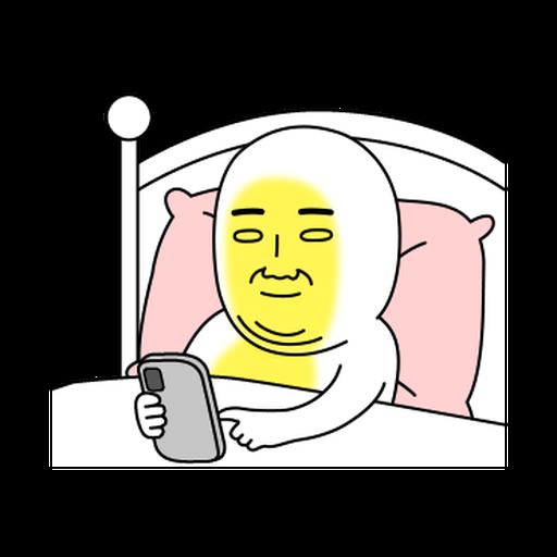 雙下巴阿北 - Sticker 2