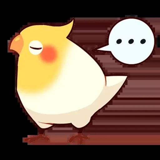 Birds2 sticker - Sticker 8