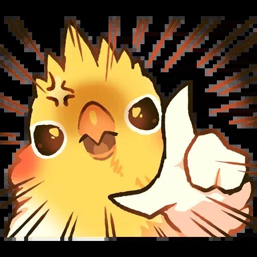 Birds2 sticker - Sticker 20