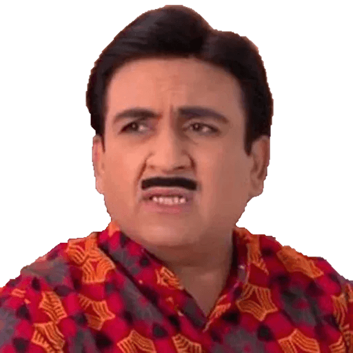 TMKOC - Sticker 1