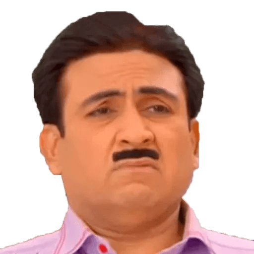 TMKOC - Sticker 2