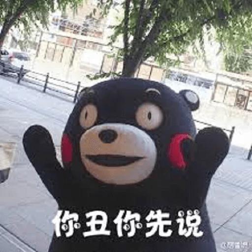 熊本熊 - Sticker 13