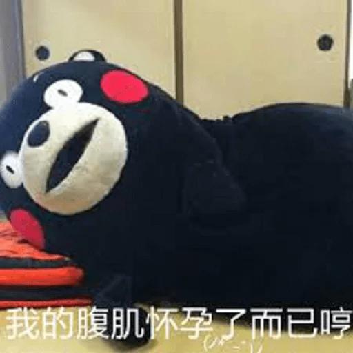 熊本熊 - Sticker 22