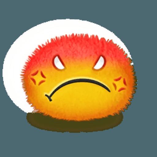 毛波波表情貼 - Sticker 16