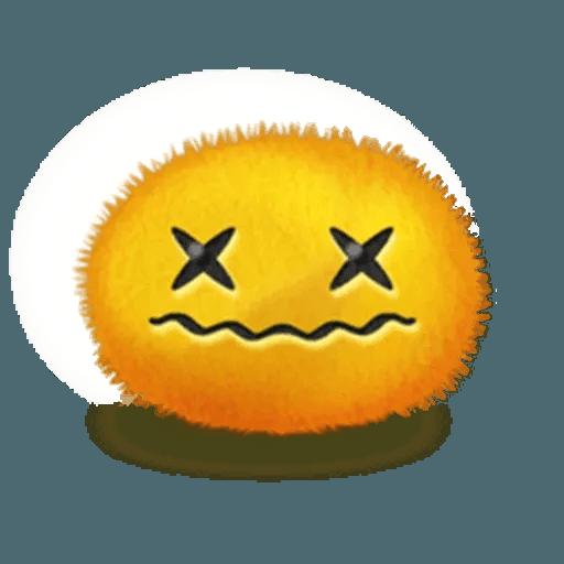 毛波波表情貼 - Sticker 18