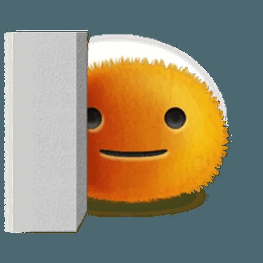 毛波波表情貼 - Sticker 11