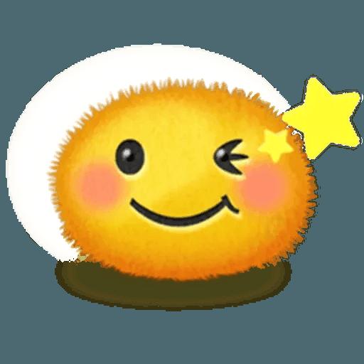 毛波波表情貼 - Sticker 8