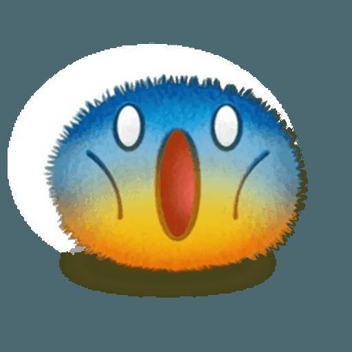毛波波表情貼 - Sticker 14
