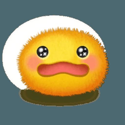 毛波波表情貼 - Sticker 9