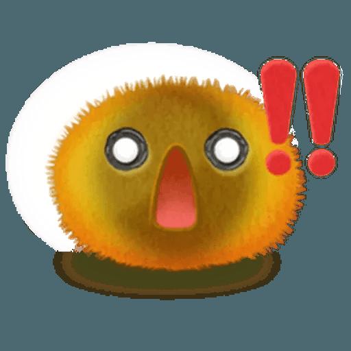 毛波波表情貼 - Sticker 15