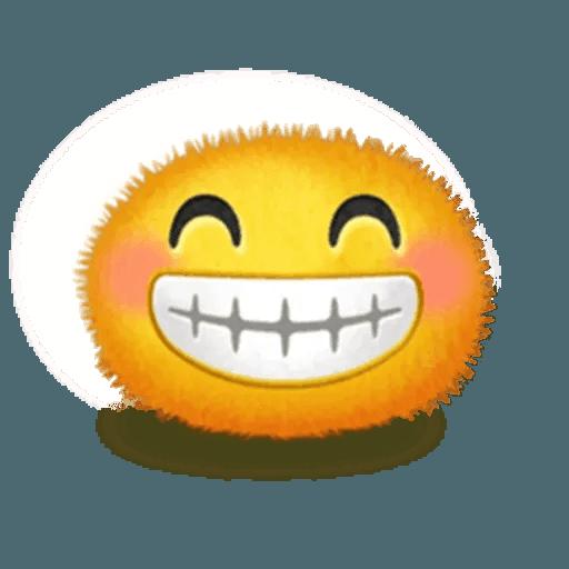 毛波波表情貼 - Sticker 3