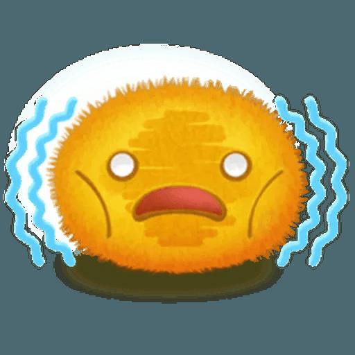 毛波波表情貼 - Sticker 24