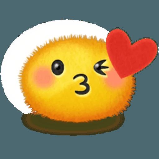 毛波波表情貼 - Sticker 6