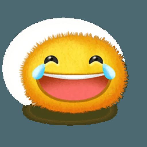 毛波波表情貼 - Sticker 1
