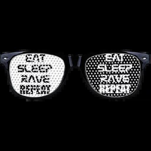 Techno Masks - Sticker 6