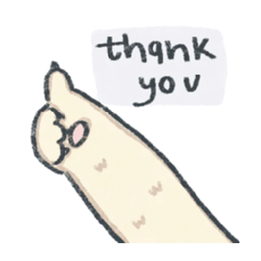 Thanks 😘 - Sticker 19