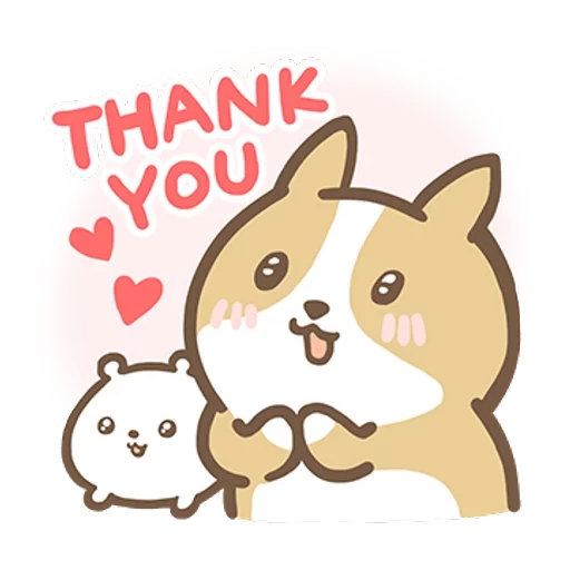 Thanks 😘 - Sticker 29