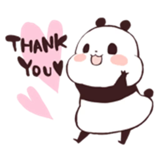 Thanks 😘 - Sticker 30