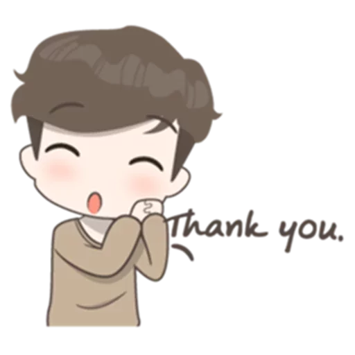 Thanks 😘 - Sticker 4