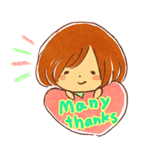Thanks 😘 - Sticker 27