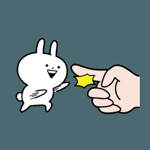 rabbit des - Sticker 16