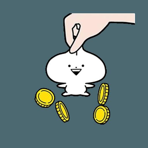 rabbit des - Sticker 24