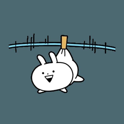rabbit des - Sticker 13
