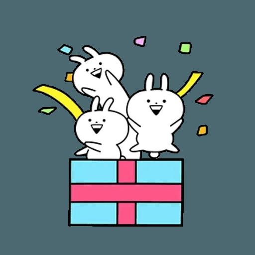 rabbit des - Sticker 17