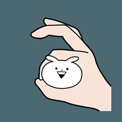 rabbit des - Sticker 23