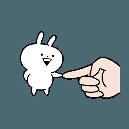 rabbit des - Sticker 15